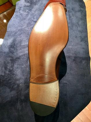 Leather Closed Allsole