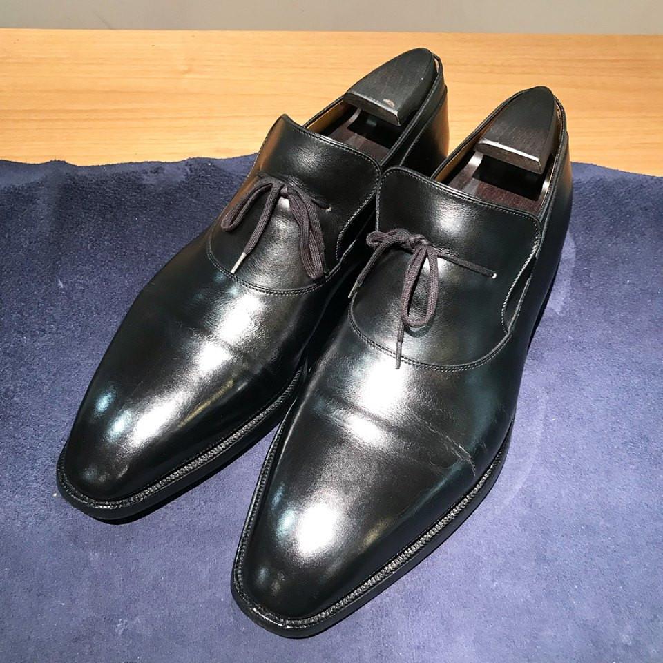 コルテ 靴磨き クリーニング