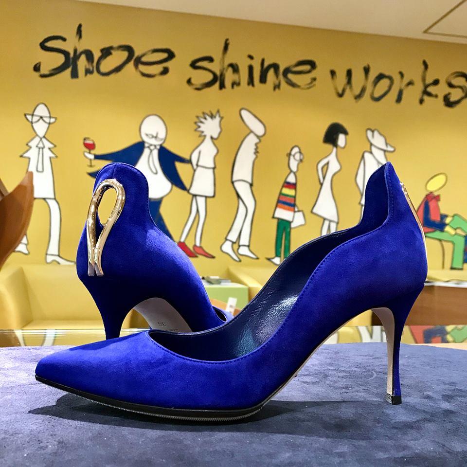 ジミーチュウの宅配集荷靴修理