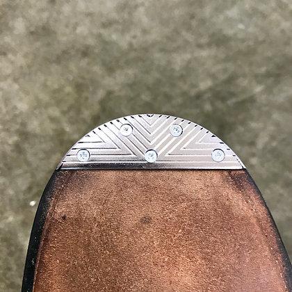 Toe Vintage Steel