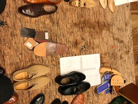 Shoe Shine WORKS が考える「育てる靴」について