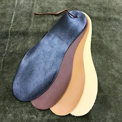 Men's Leather Insole