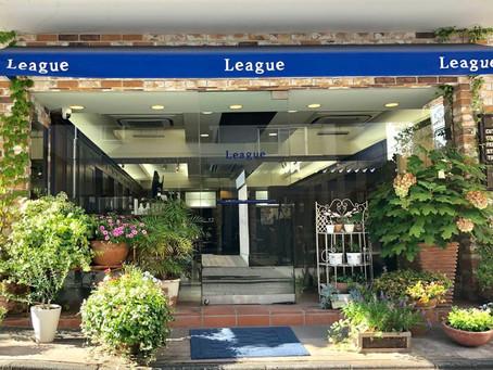 【イベント告知】League × Shoe Shine WORKS  10/31(土)~11/1(日)