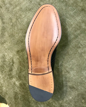 Leather Opened Allsole