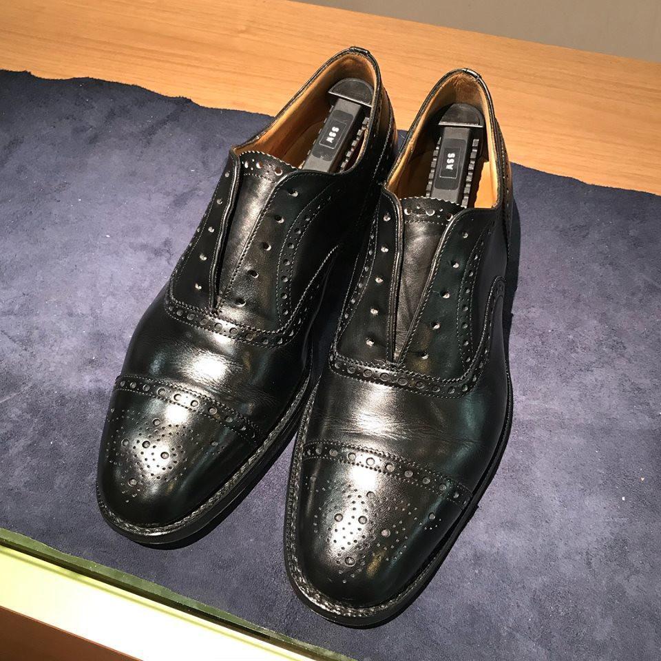 靴磨き 乳化性クリーム ベーシック