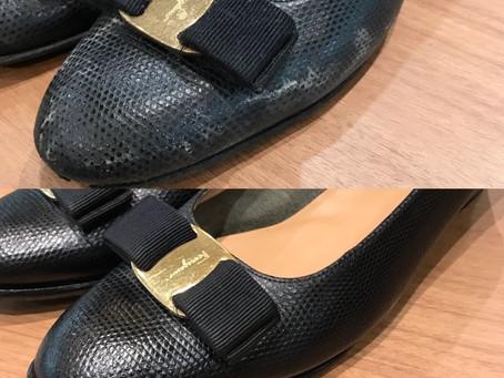 思い出の靴が大復活!