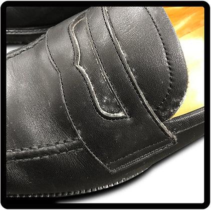 靴 カビ 手入れ 方法 除去 除菌 対処