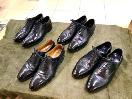 大阪府堺市より靴宅便をご利用いただきました。