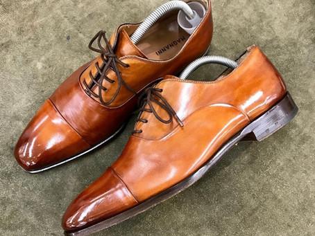 良き靴磨きとは何だろう。