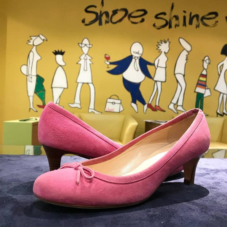 ファビオルスコーニの集荷宅配靴磨き&クリーニング