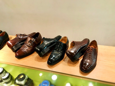 千葉県浦安市より靴宅便ご利用いただきました。