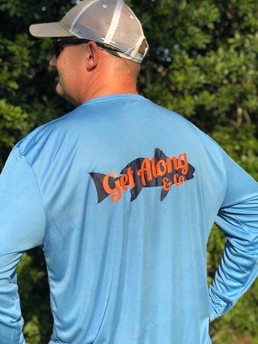 TX Redfish Performance Shirt