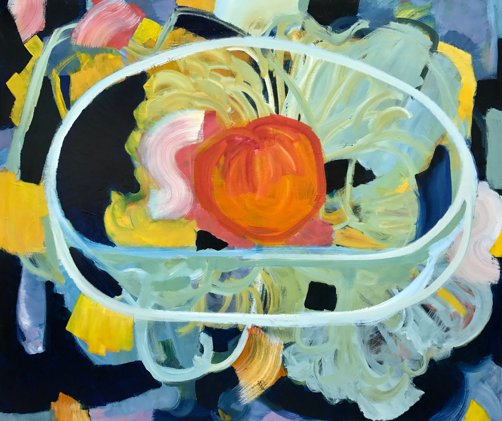 Apricot in a Muji Bowl