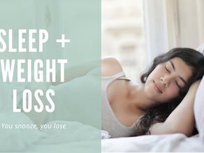 The Relationship Between Sleep & Eating