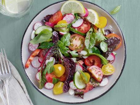 Healthy Hack #4: Eat a Salad a Day