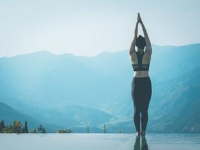 Stretch, Breathe & Be Mindful