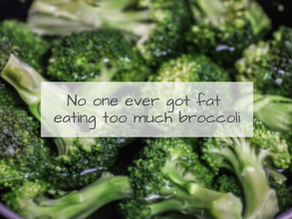 Zero Calorie Foods?!