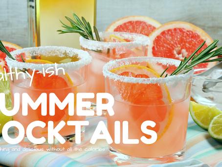 Sugar-free Cocktails for Summer