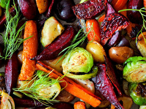 Healthy Hack #1: Simplify Healthy Eating with Roasted Vegetables