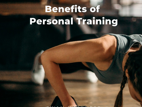 Top 10 Benefits of Personal Training