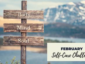 February Self-Care Challenge