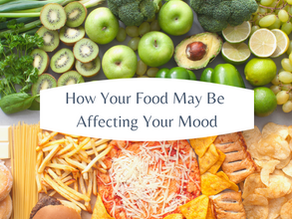 How Your Food May Be Affecting Your Mood