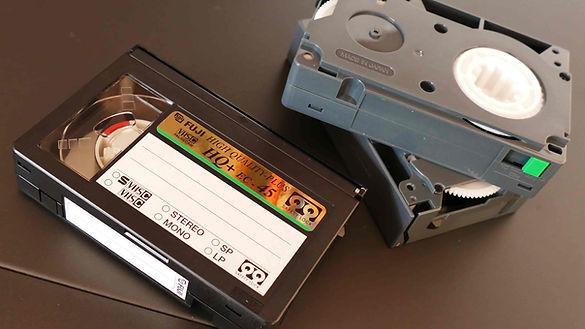 קלטות וידאו-אודיו
