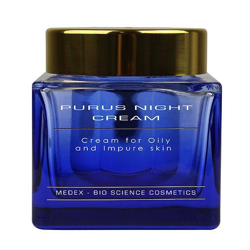 Purus Night Cream 50 ml.