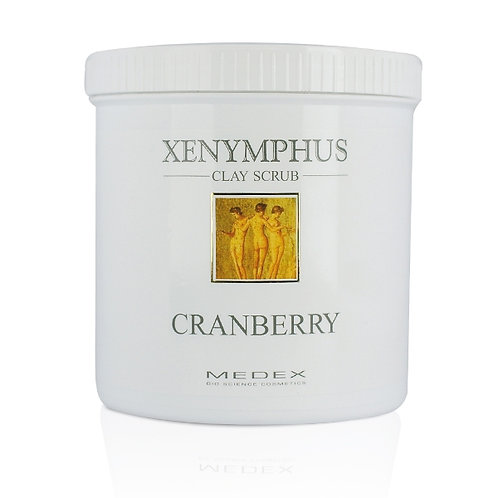 Cranberry Clay Scrub 500 ml.