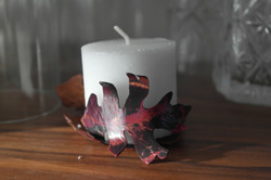 copperflame candleholder