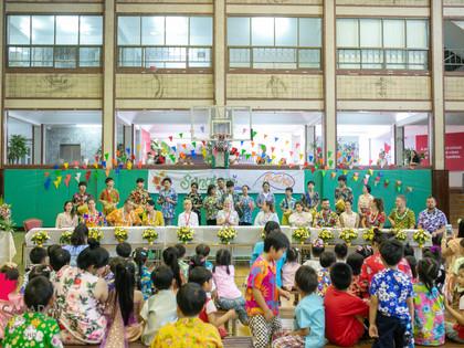 💦 Songkran Celebrations at CIST 👨👩👧👦
