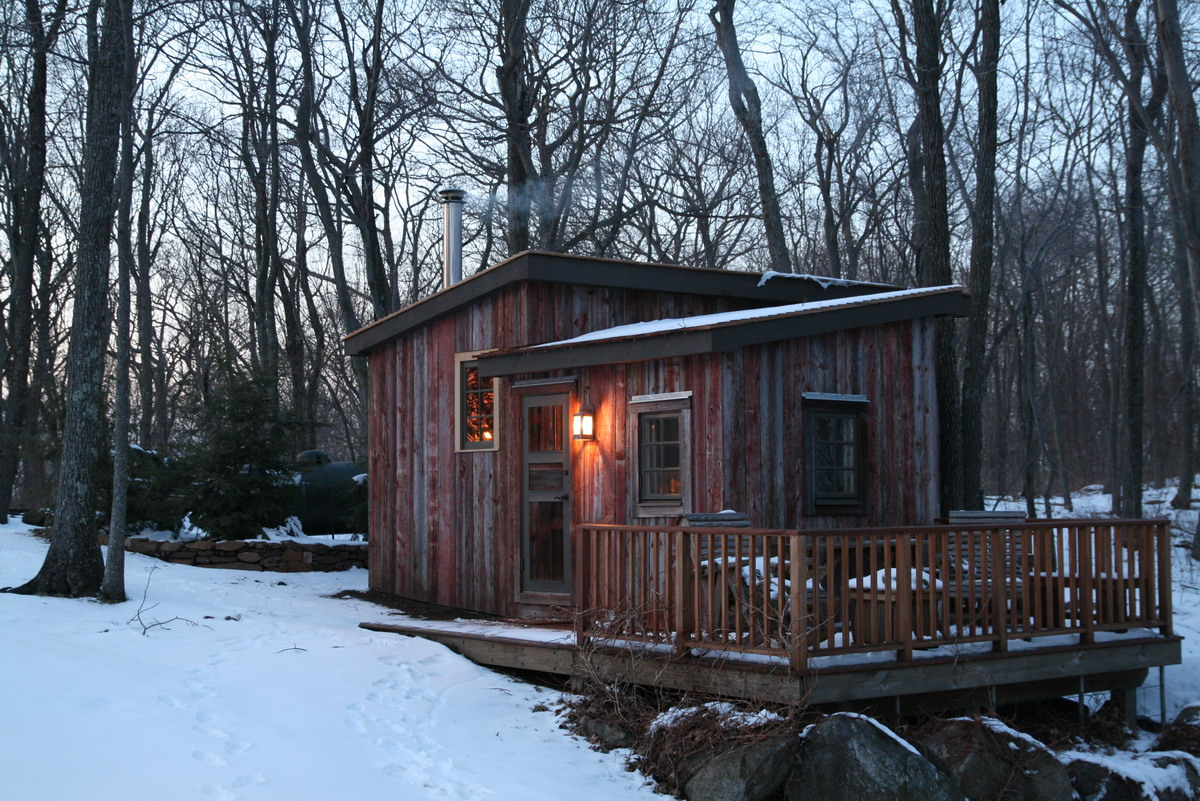 """Tiny Home"" in Kent, CT"