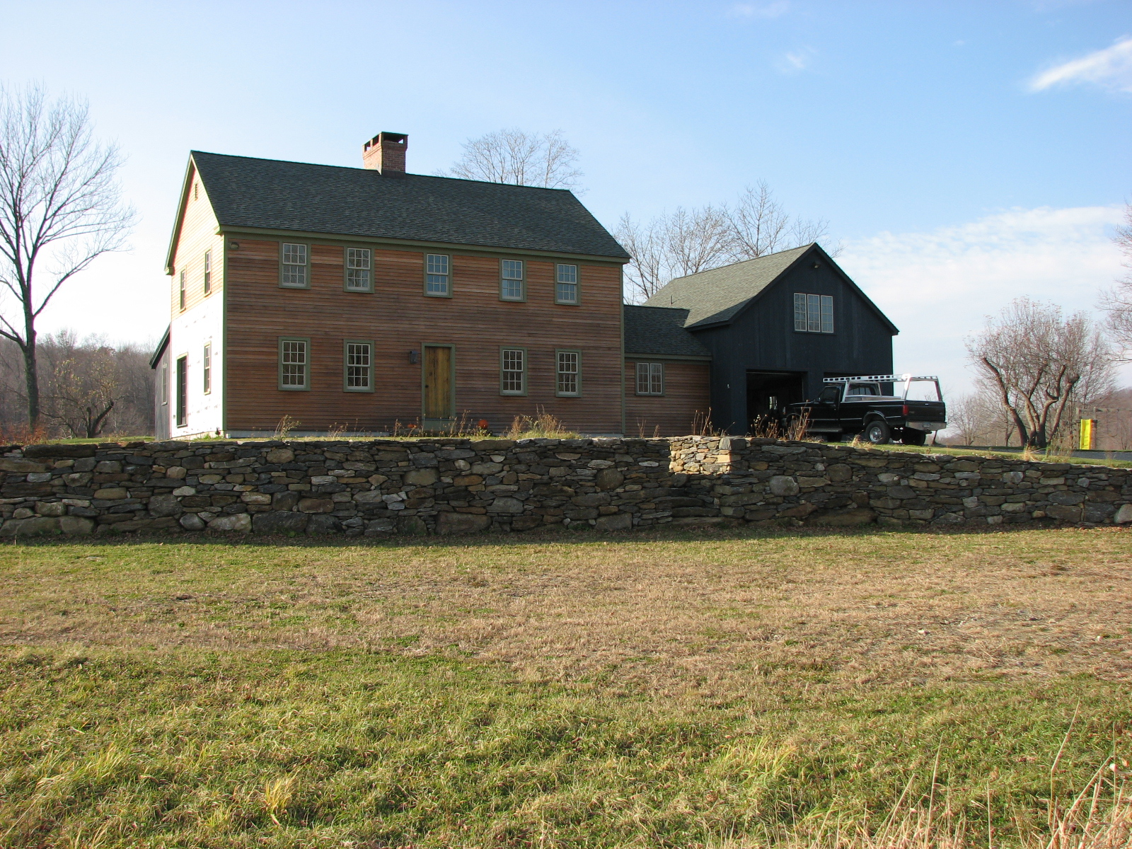 Period Reproduction Home in Warren