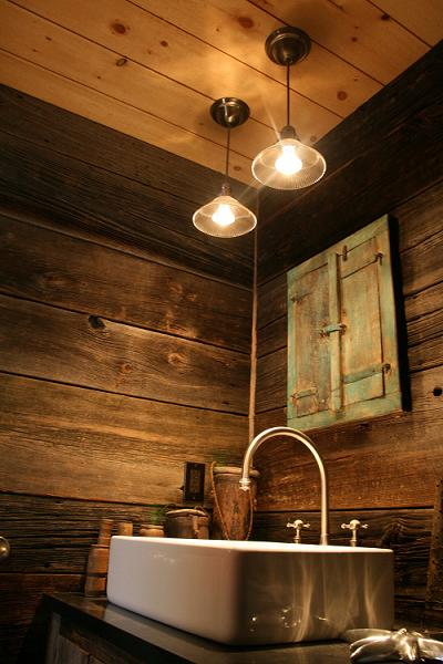 """Tiny Home"" Bathroom in Kent, CT"