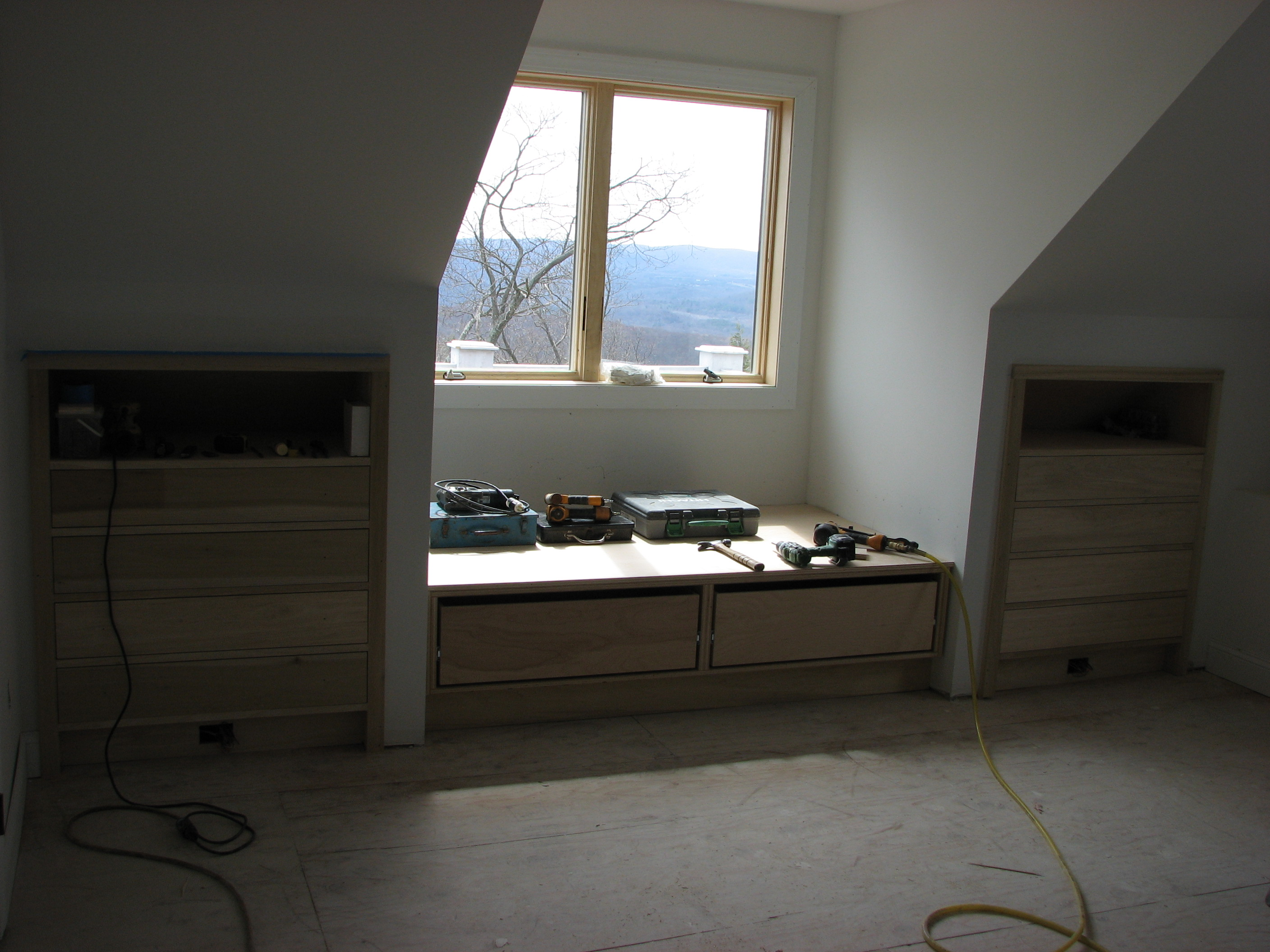 Custom Built-in Cabinets in Kent, CT