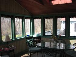 Three Season Room in Kent, CT