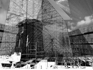 IMPERMANENT MONUMENT_ A TEMPORARY ROOF FOR NOTRE DAME