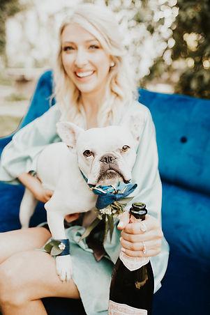 Doggy Social MN Wedding Day. Photo by Alexa Kay Photo