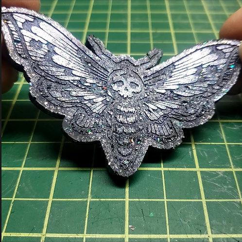 Latex Death Head Moth