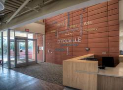 terracotta rainscreen Dyouville College,