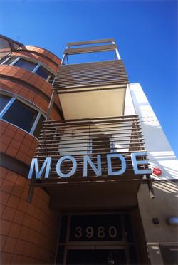 terracotta rainscreen LE Monde Condos, C