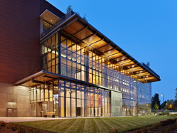 terracotta rainscreen Vancouver Library,