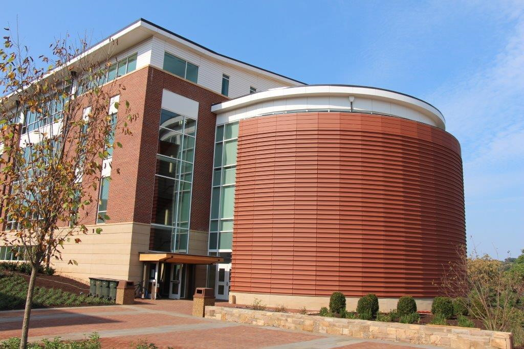 terracotta rainscreen Liberty University
