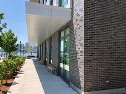 corium brick cladding New Street, MA-3