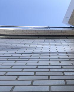 corium brick cladding Wilson School, VA-