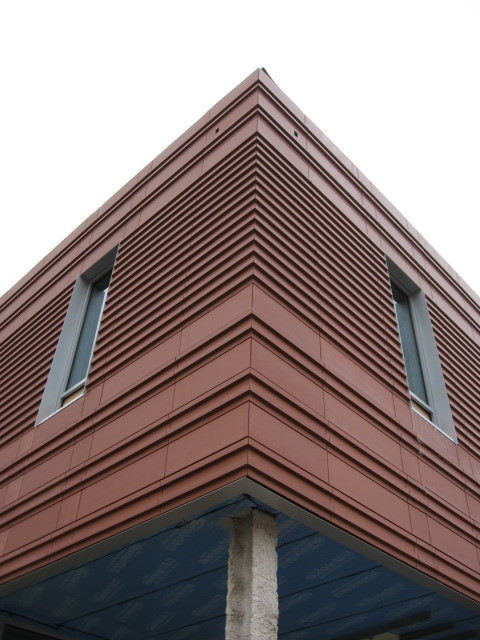 terracotta rainscreen Chesapeake College
