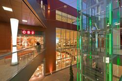 terracotta rainscreen Santa Monica Mall,
