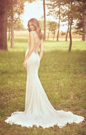 RI Bridal Shop, Bridal Shop RI, lace wedding dress, low back wedding dress