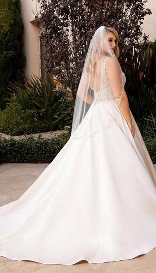 RI Bridal Shop, Bridal Shop RI,sparkly a-line wedding dress, plus size wedding dress