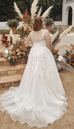 RI Bridal Shop, Bridal Shops in RI, Boho Wedding Dress, Long Sleeve Wedding Dress, Wedding Dress